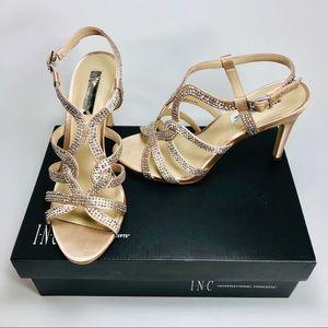 INC International Concepts Shoes Heels Sandals 8